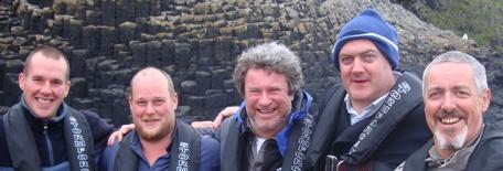 Three Men Go To Scotland