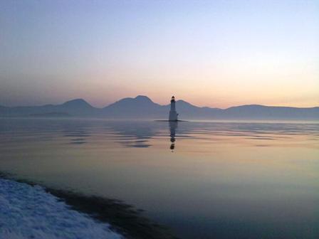 Skervuile Lighthouse, Sound of Jura