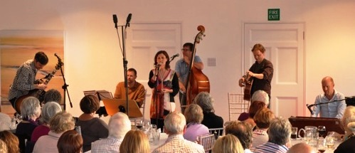 Karen Matheson & Special Guests, 18 May 2011