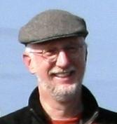 Rev Martin Grashoff, formerly Minister of Kilcalmonell Parish Church, Clachan