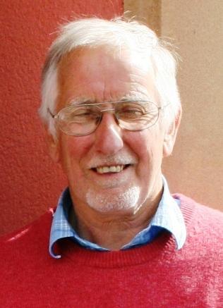 Robert McPhail of Tarbert Conservation Initiative
