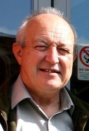 Harbour Authority chairman Alan MacDonald