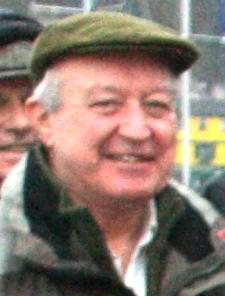 Tarbert Harbour Authority chairman Alan MacDonald