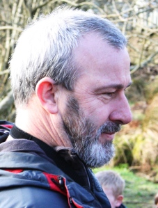 Community gardener Jim Paterson