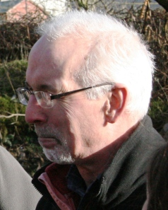 Environmental consultant Neil Donaldson